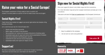 кампања за социјални права